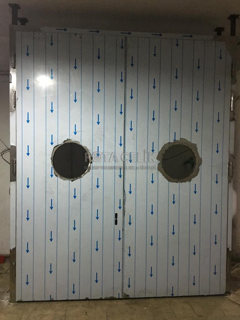 Paslanmaz Kapı Modelleri