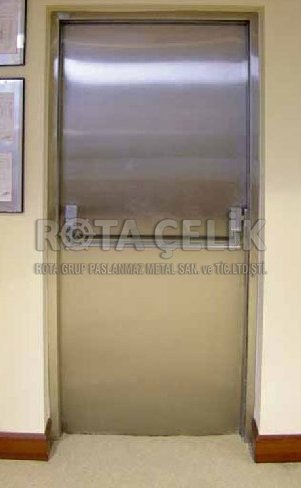 Stainless Fire Door