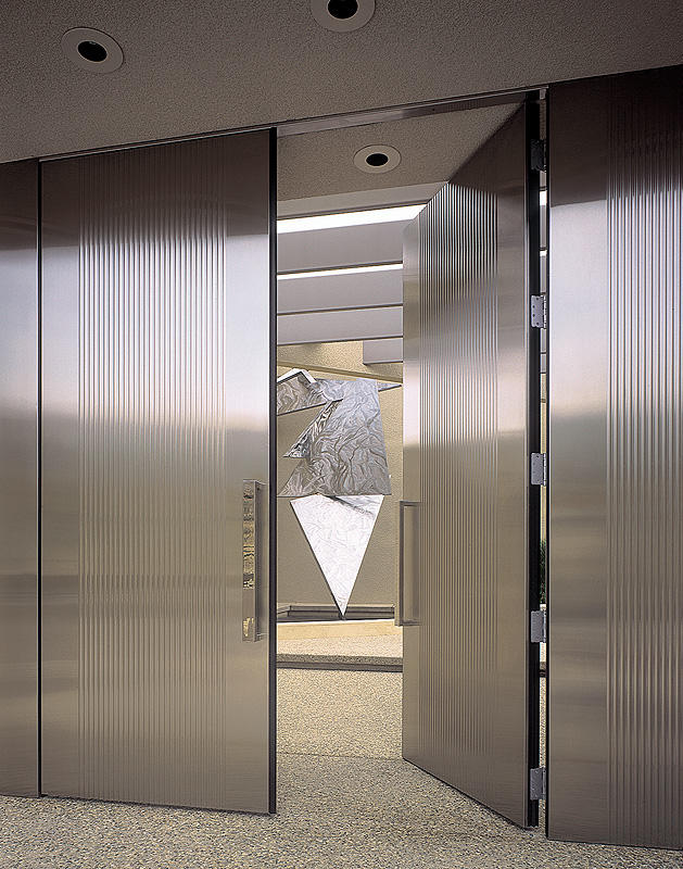 Stainless Door