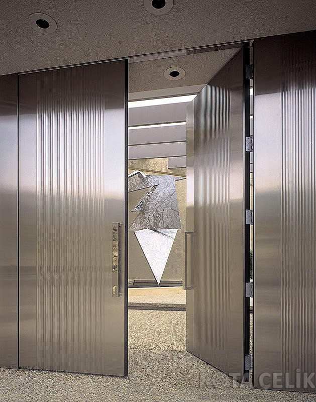 Stainless Door Models